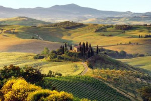 Capodanno 2016 in Toscana Valle d'Orcia