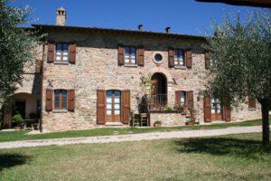 Casale in Umbria a Capodanno