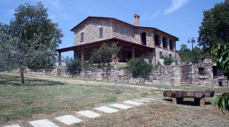 Capodanno 2018 in Umbria in Villa Singola