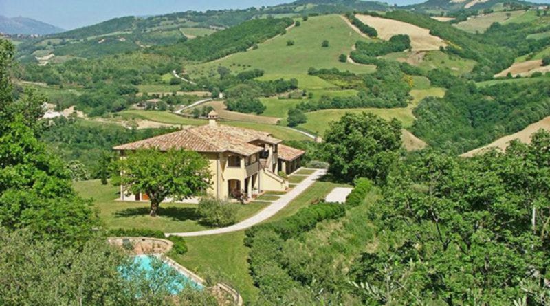 Capodanno 2019 in Agriturismo in Umbria a Valfabbrica