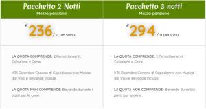 Offerte di Capodanno 2020 a Perugia