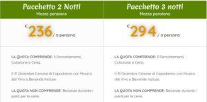 Offerta di Capodanno a Perugia